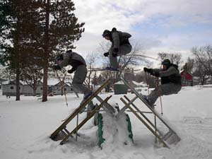 Ben Anderson-Picnic Table Sequence