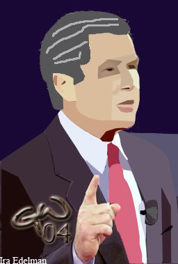 vectorized gw bush