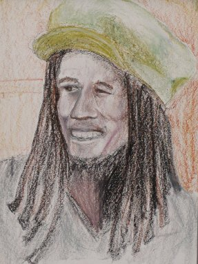 another attempt at bob marley