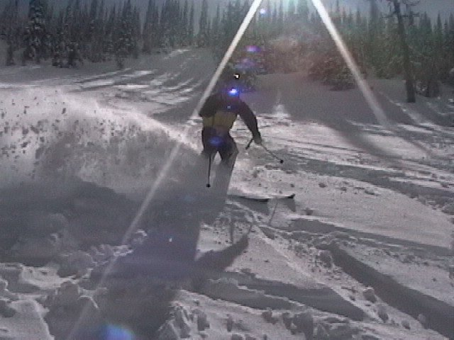 new snow-FINALLY!