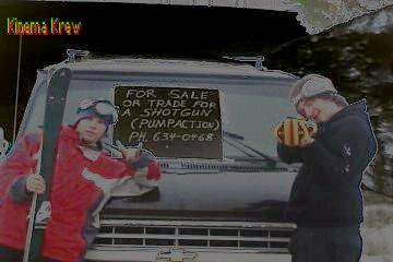 'pump action'