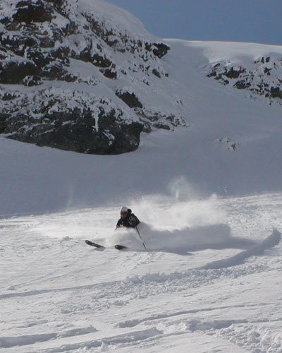 some powder in france 27/03/04