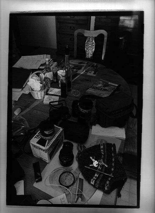 my desk last week (its a good pic, look)