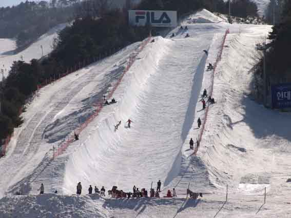 Superpipe in S. Korea