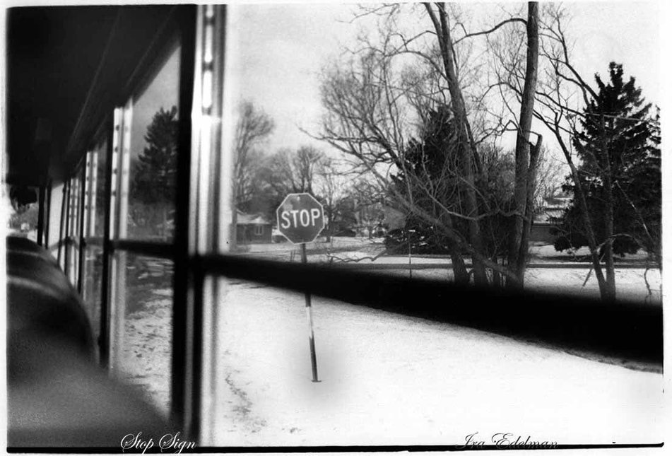 stop sign