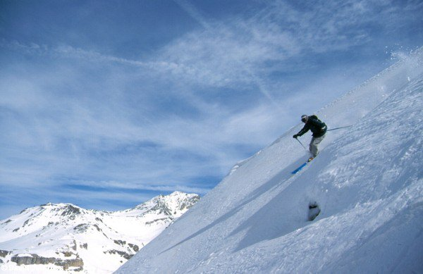 some more powder in france 5