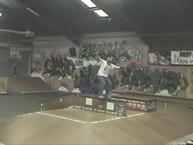 Skateboard Kink
