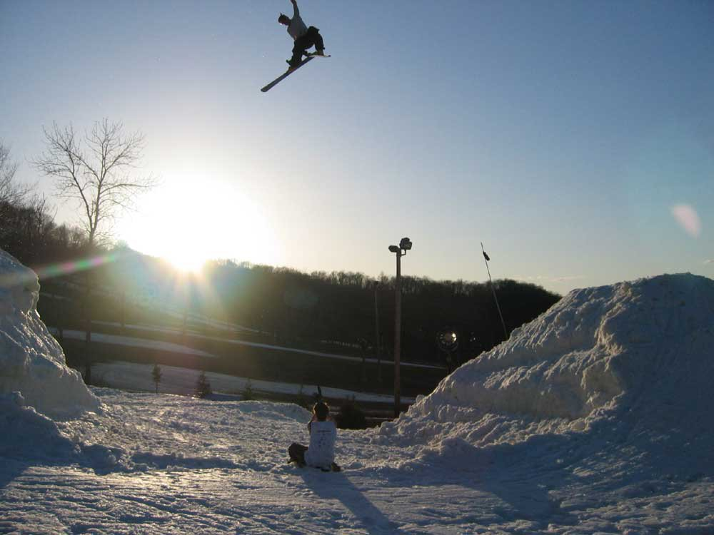 360 over indiana gap