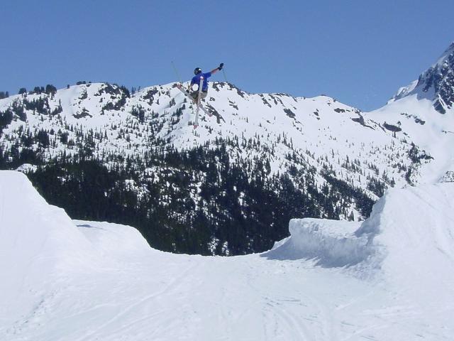 Mt. Baker Transfer Gap