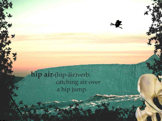 Hip Air Second Try