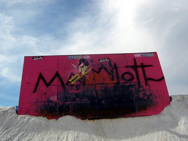 the big pink wall