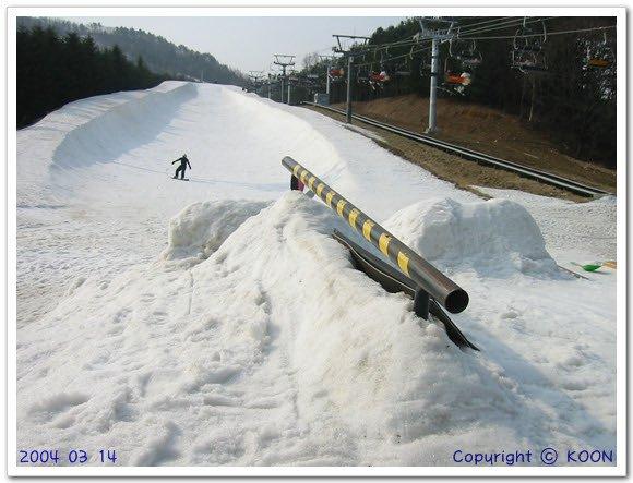weird rail...