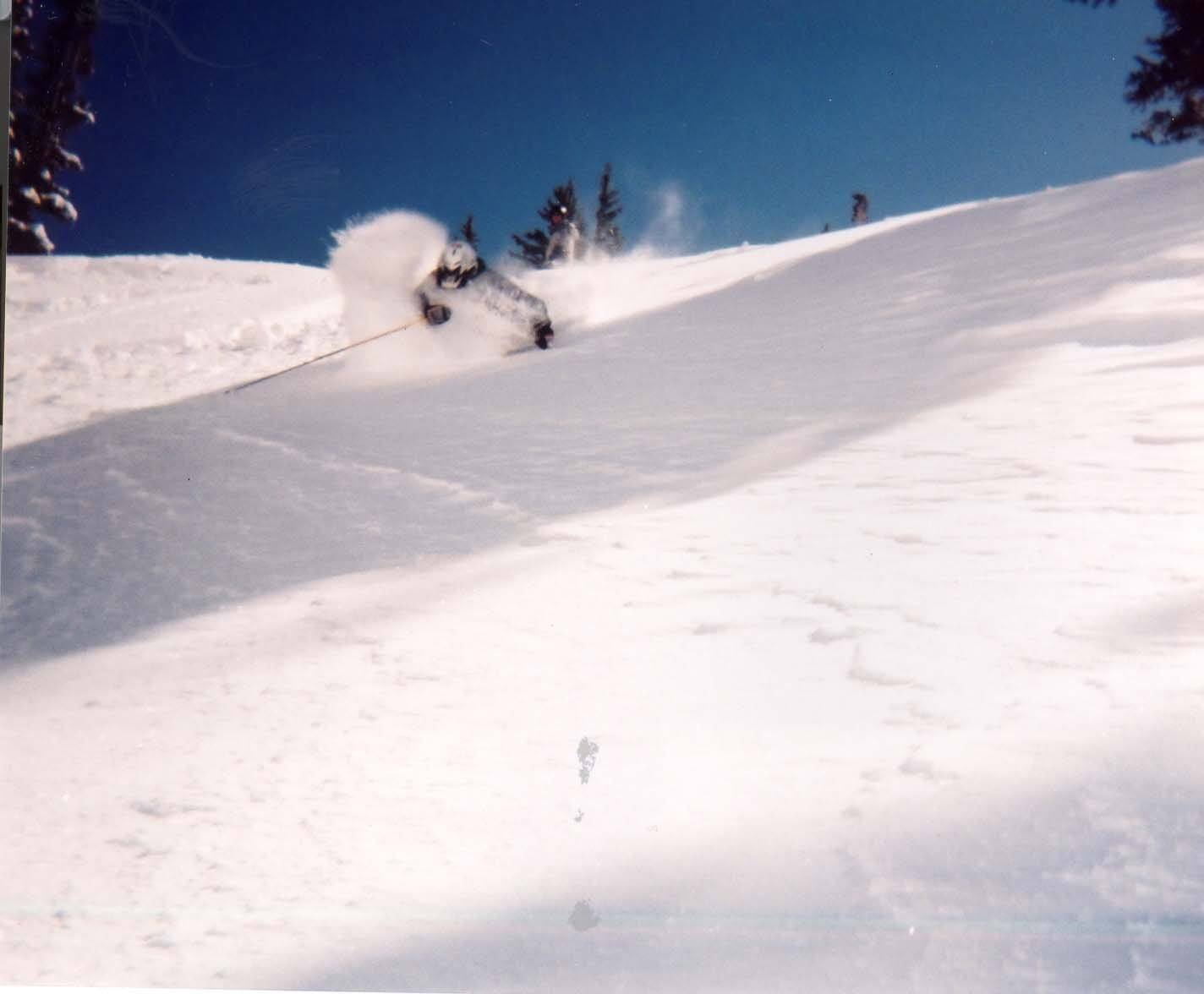 Deep Powder Shot