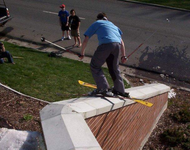 Cement Ledge