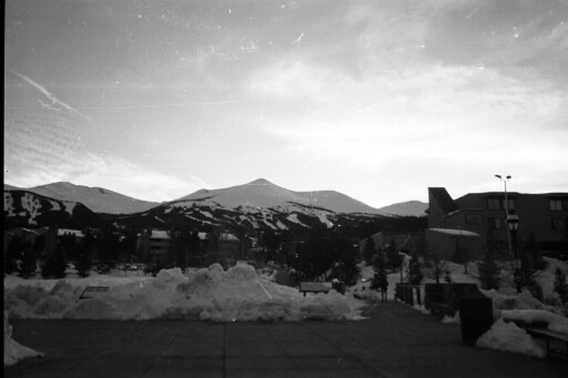 View of Breck