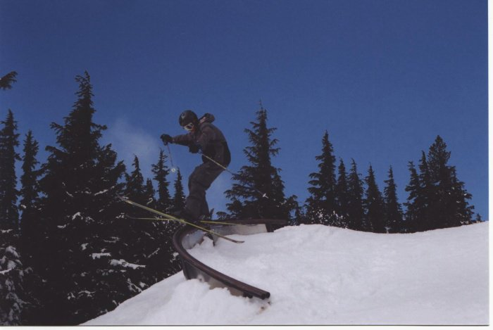 Downhill C-Rail