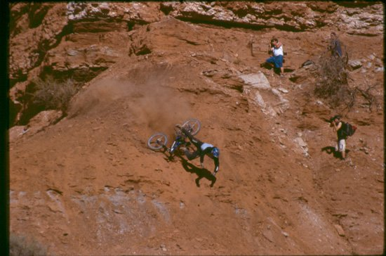red bull rampage crash
