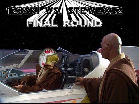 123ski vs. SteveXs2 Final Round Tourny