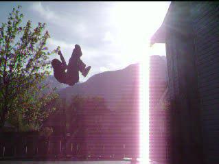 Tramp rodeo 5 Critical,  cool sun