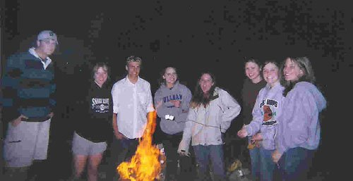 Junior/Senior Young Life Bonfire