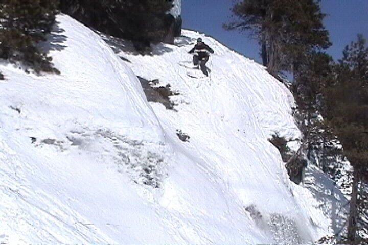 Mount 1, powder!! (see next pic)