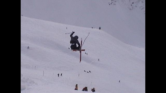 Cross on Alyeska