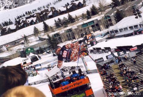 Jon Olsson 2004 winter x games