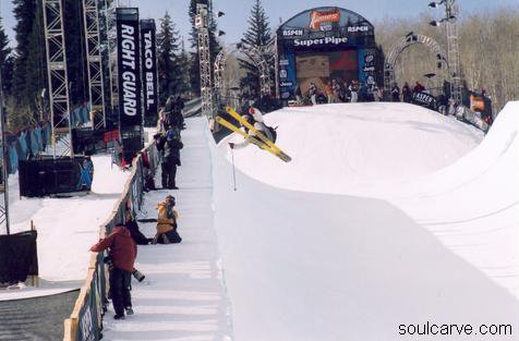 Tanner Hall 2004 winter x games