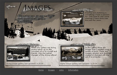 my online portfolio website.. thing