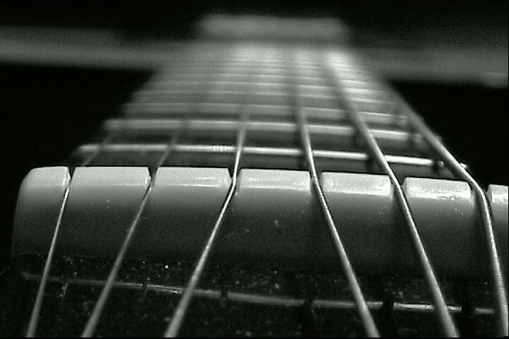 six string...