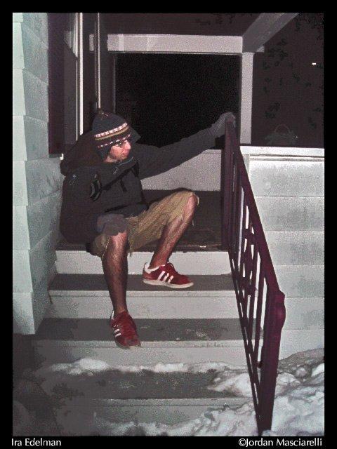 Porch Monkey