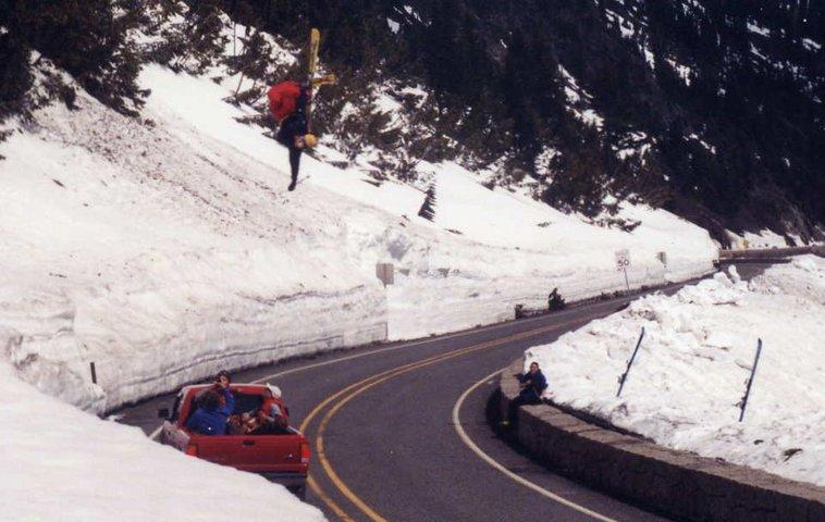 road gap!