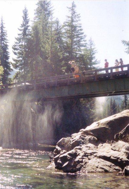 spinning off bridge