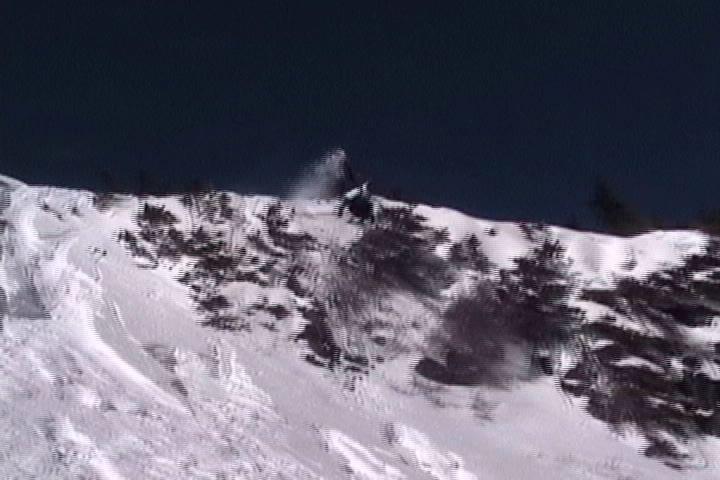 Decent Cliff at Snowbird