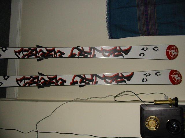 ski for sale 3