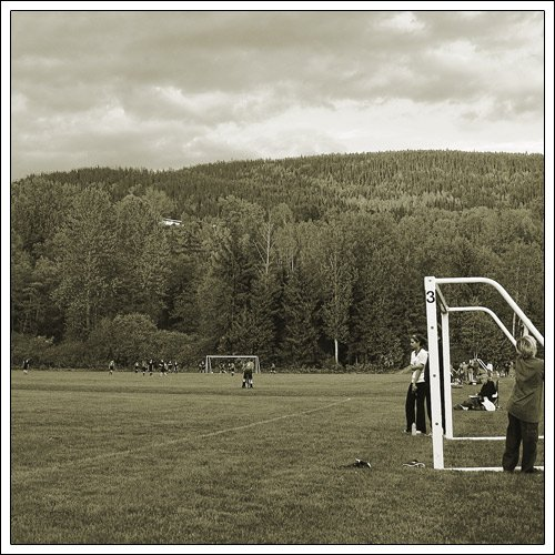 Soccer Field (experiment)
