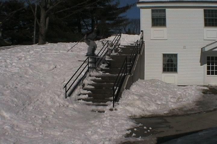 Quad kink in Massachusetts