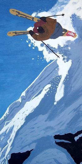 Seth Morrison Painting