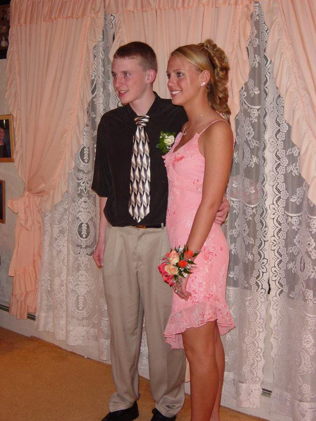 Me and my semi date (last year)