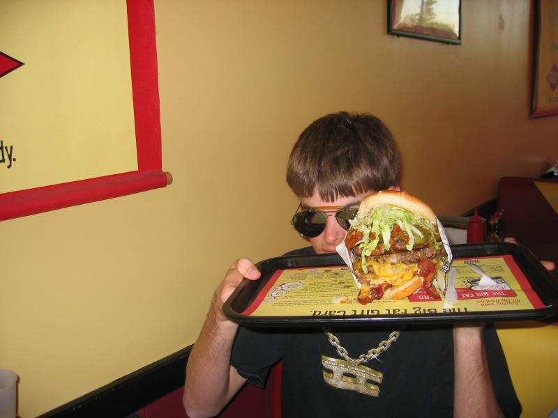 Burger of Death