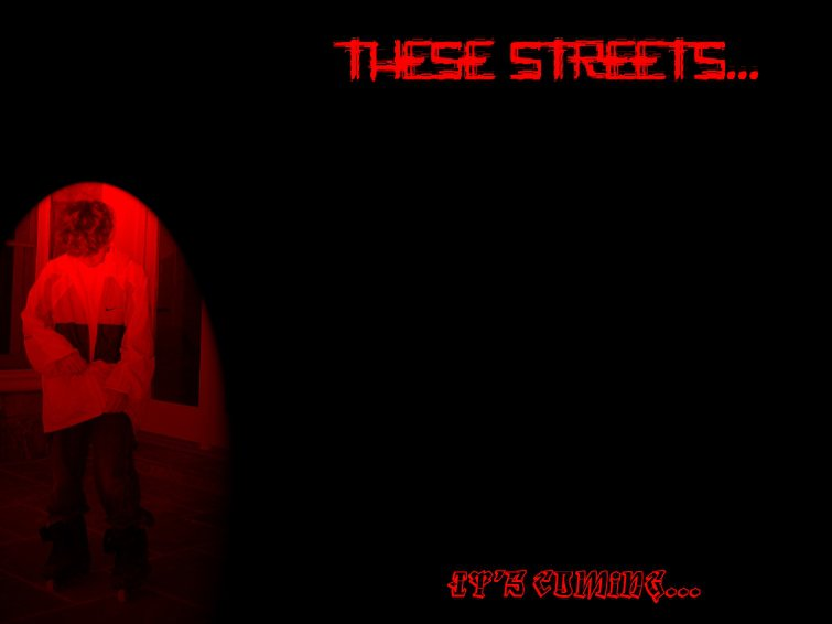 These Streets... Promo Poster
