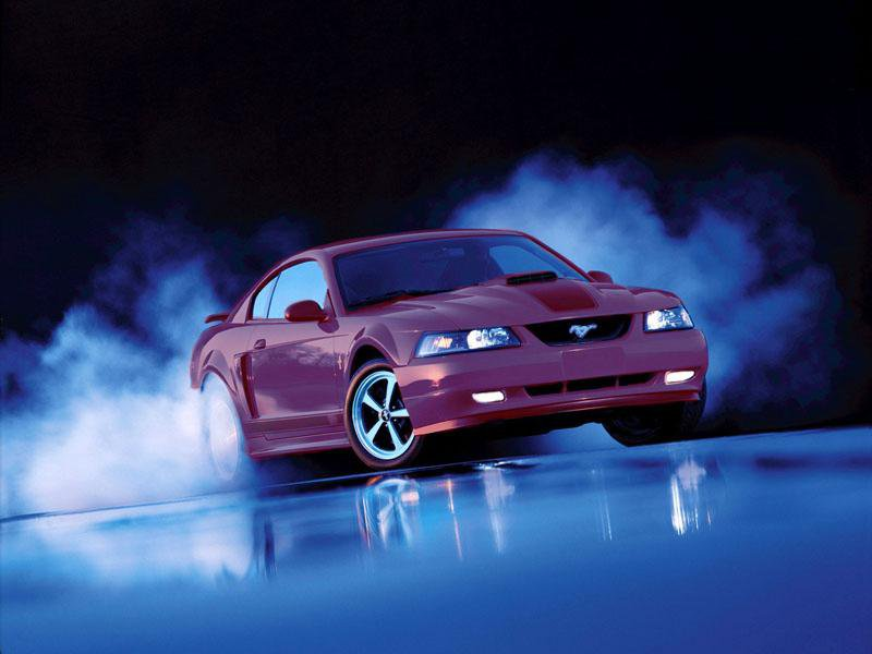 Mustang Bruning Rubber