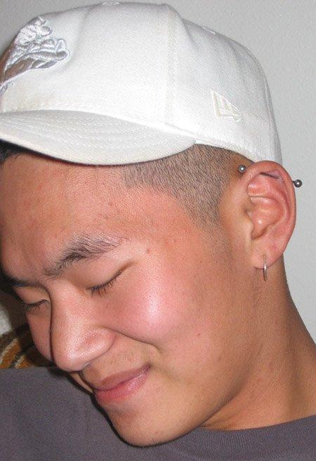 Evans New Piercing