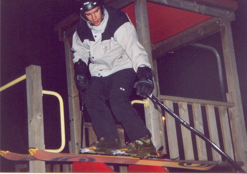 playground slide hahaha