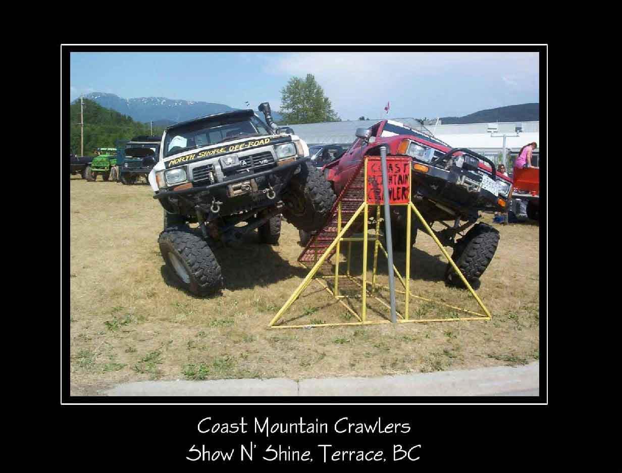 Coast Mountain Crawlers