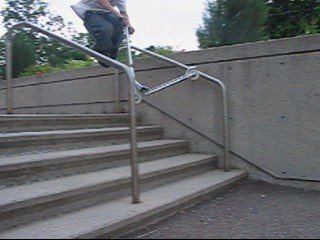 tailwhip the church 5 set (scooter)
