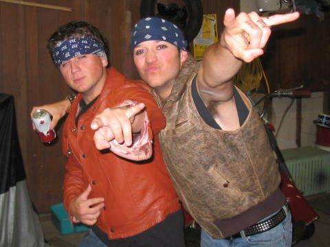 ROCKIN' 80's party!