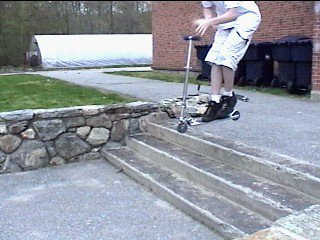 3 stair barspin