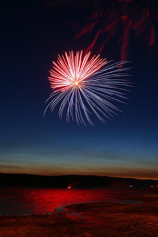 4th fireworks 2