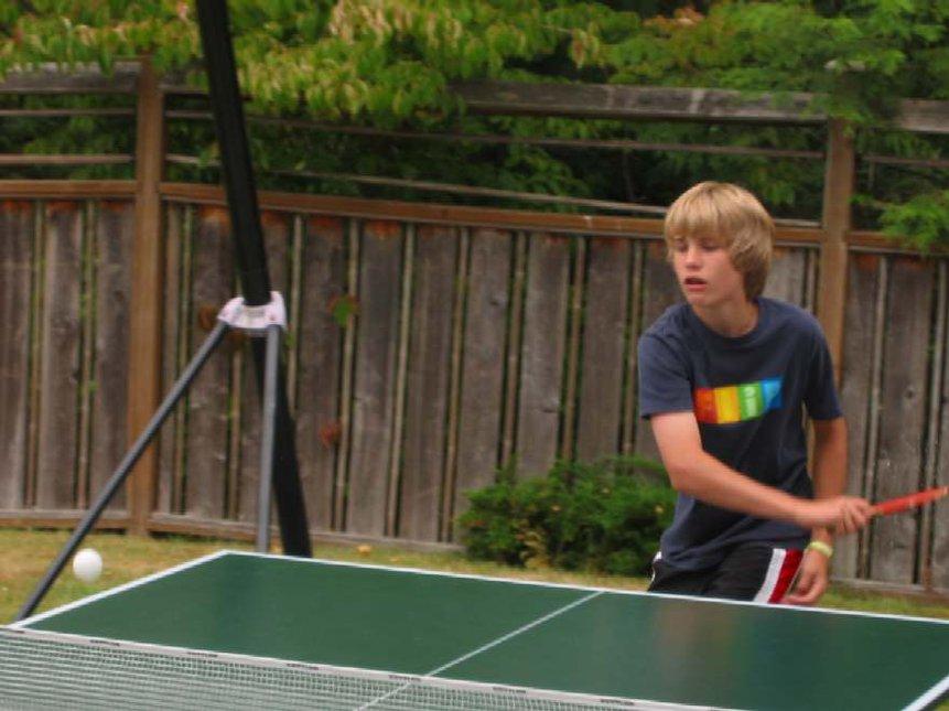Ping Pong Taylor